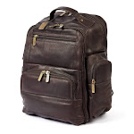 Claire Chase 352-Cafe Executive Backpack Cafe