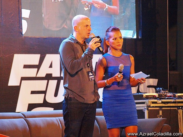 Fast & Furious 6 Philippine red carpet premiere in SM Mall of Asia - photos by Azrael Coladilla