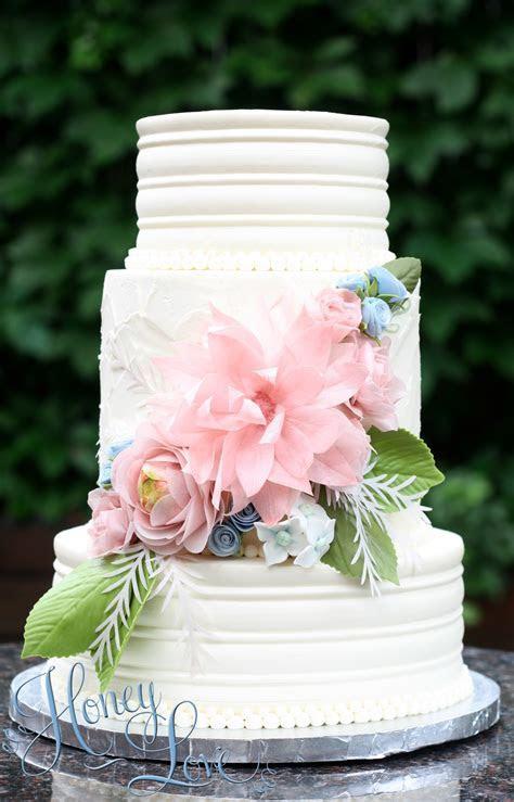Wedding Cakes ? HoneyLove Cakery