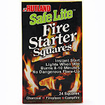 Rutland Products Fire Starter Squares 50C