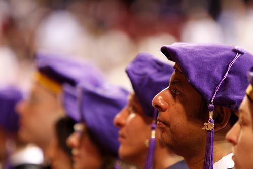 Flickr: University of Denver - Law Graduates