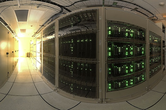 Os 10 supercomputadores mais poderosos do mundo.