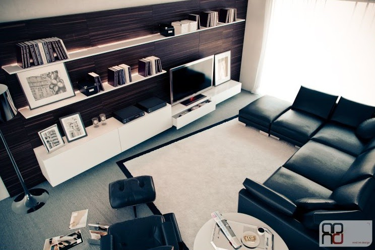 Home Lolita Walnut Living Room Furniture