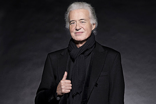 Jimmy Page Talks Led Zeppelin Reissues and Legacy, With an Eye on the Future: Exclusive Interview