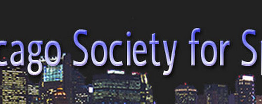 The Chicago Society for Space Studies Upcoming Events