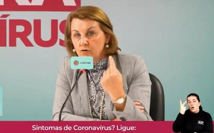 Curitiba: Vídeo de aglomeração da Prefeitura viraliza nas Redes sociais; Secretária terá que se explicar na Câmara