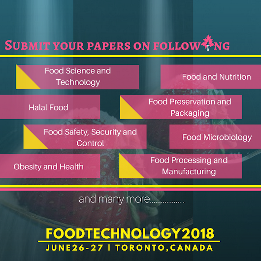 Sessions to put your heads together about at #FOODTECHNOLOGY2018