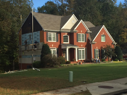Fiber Cement Siding Fayetteville - Ideal Roofing and Exteriors Inc.