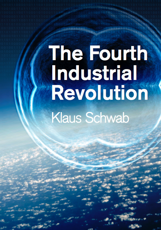 """The Fourth Industrial Revolution"" by Klaus Schwab"
