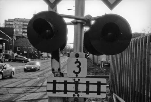 3 Track Crossing
