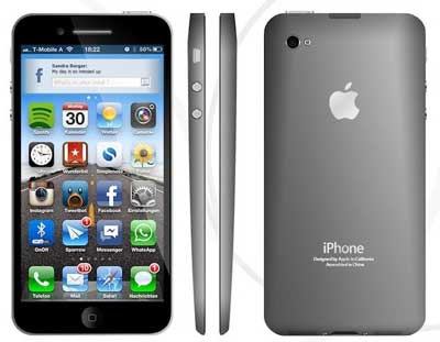 IPad 5, iPhone 5 S, Yvonne Plus - a diverse mix of rumors!