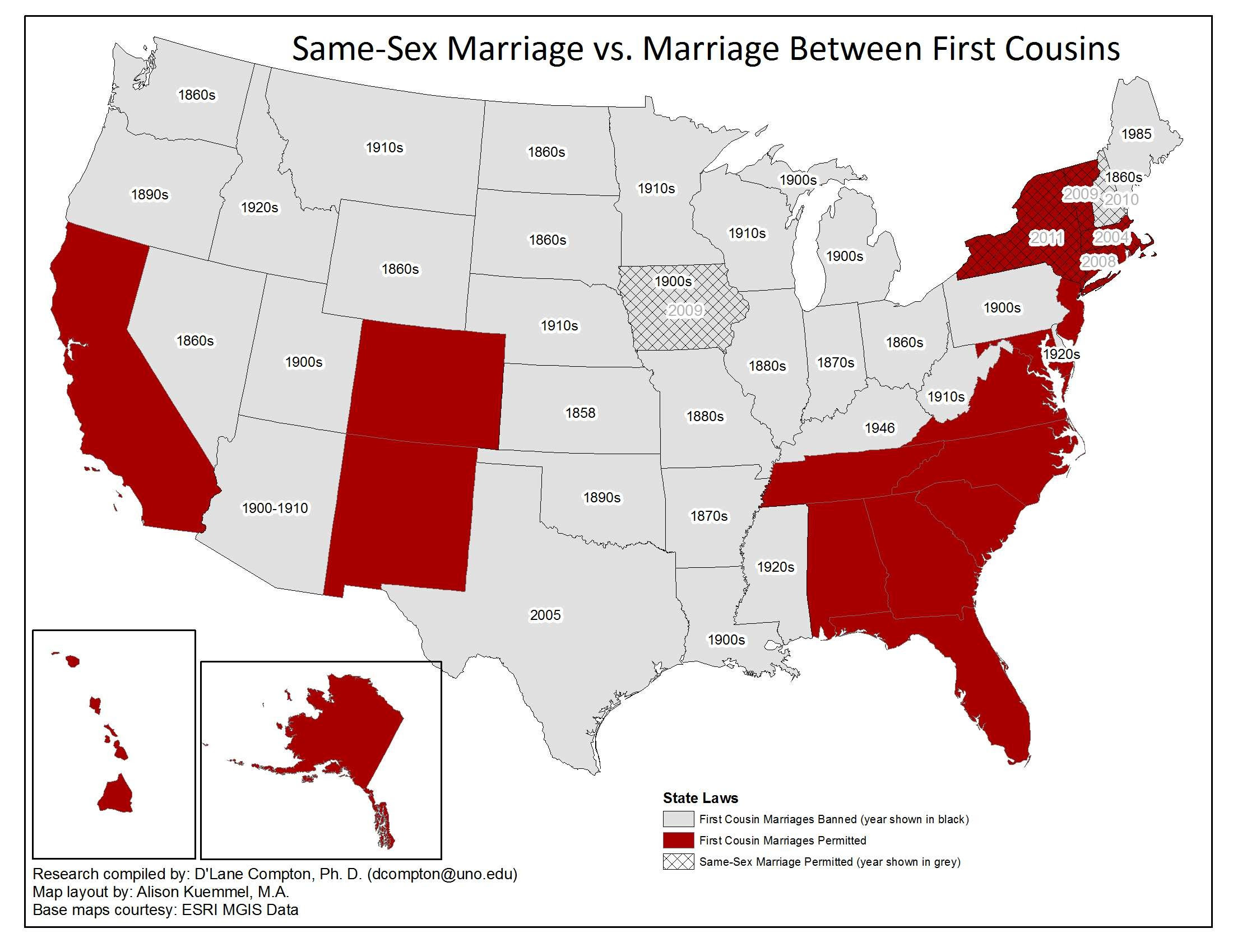 States That Allow Marriage Operation18 Truckers