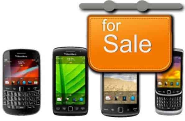 blackberry comany sale technology news