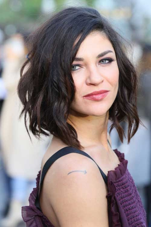 Latest Celebrity  Short  Hairstyles  crazyforus