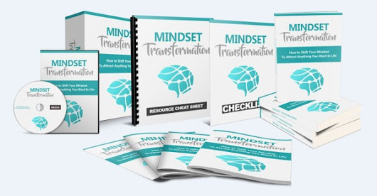 Mindset Transformation - Shift Your Mindset to Attract Anything You Want in Life