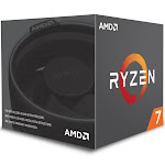 AMD Ryzen 7 2700X 3.7 GHz 8-Core Processor with Wraith Prism LED Cooler - 16 MB - Socket AM4 - Retail