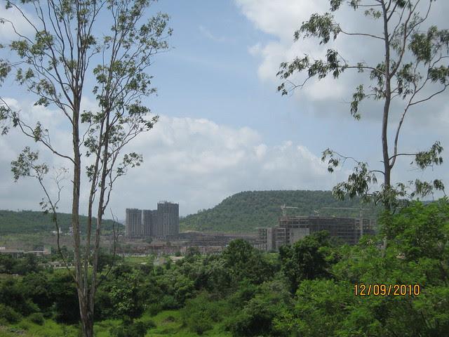 Megapolis Rajiv Gandhi Infotech Park Phase 3 Hinjewadi Pune - IMG_2891