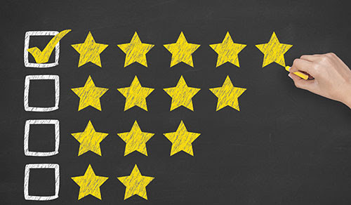 Study Shows Perfect 5 Star Review Ratings Aren't Best