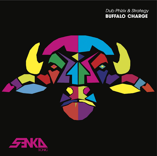 SSS Chronique Flash : Dub Phizix - Buffalo Charge / Bounce