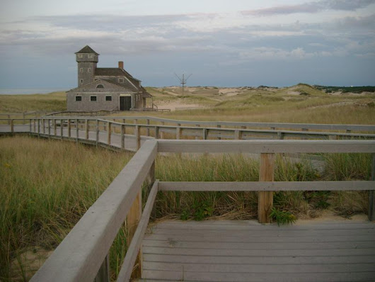 NEW ENGLAND - Provincetown in Massachusetts - family trips on the road