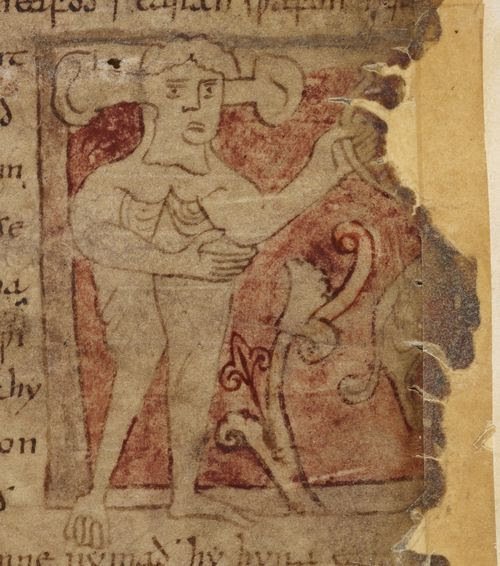 Sexy Codicology: manuscriptbook:   Fantastical Creatures in The...