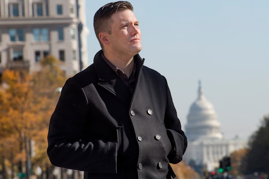 'Let's party like it's 1933': Inside the alt-right world of Richard Spencer