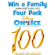 Disney on Ice celebrates 100 Years of Magic show information and ticket giveaway - Joy Makin Mamas