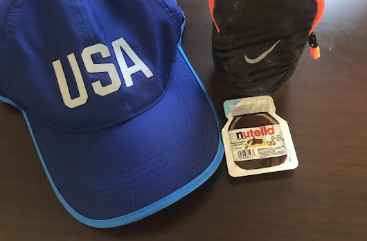 Tayte Pollmann's Tuesday Trail Tip - What's on the breakfast table of Team USA on race day? — ATRA