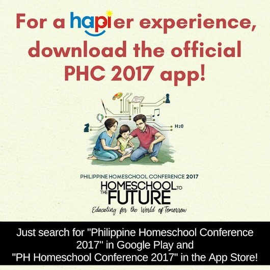 3 Things I Liked About the Philippine Homeschool Conference 2017