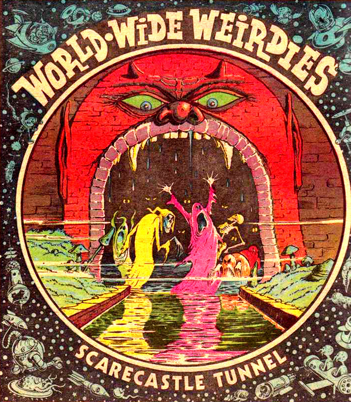 Ken Reid - World Wide Weirdies 52