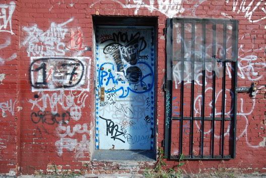Wythe Door Three