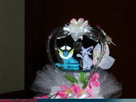 Pokemon Corsage or Cake topper? Don't know, don't care