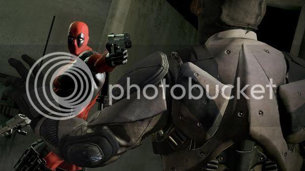 Deadpool Suck it, Wolverine
