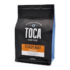 TOCA Coffee, Steady Beat Decaf - 12 oz Whole Bean Coffee