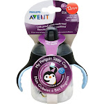 Avent Sippy Cup, My Penguin, Stage 2 (12 m+)