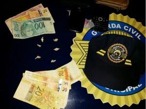 Objetos apreendidos pela Guarda Municipal de Tatuí (Foto: Divulgação Guarda Municipal de Tatuí)