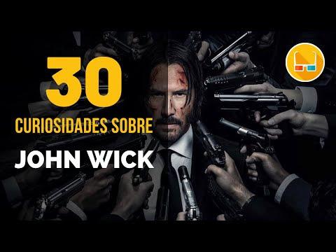 30 Curiosidades sobre JOHN WICK