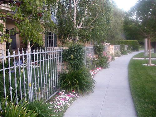 One of the beautiful houses in my neighborhood