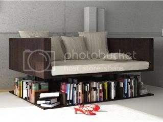 Space Saver for the Modern Furniture Lovers