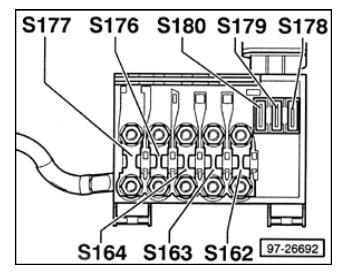 Wiring Diagram PDF: 2002 Jetta Fuse Box Diagram