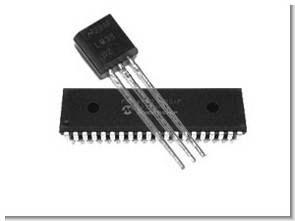 LM35 Sensored nóng kiểm soát nhiệt kế
