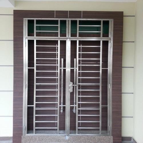 Ss Door Grill Stainless Steel Door Grill Latest Price