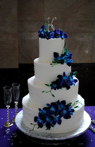 17 Best ideas about Blue Orchid Wedding on Pinterest
