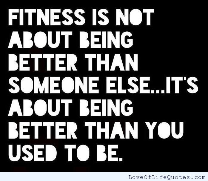 Quotes About Fitness Being A Lifestyle 14 Quotes