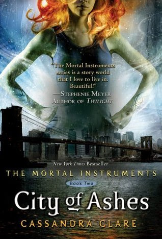 City of Ashes (The Mortal Instruments, #2)