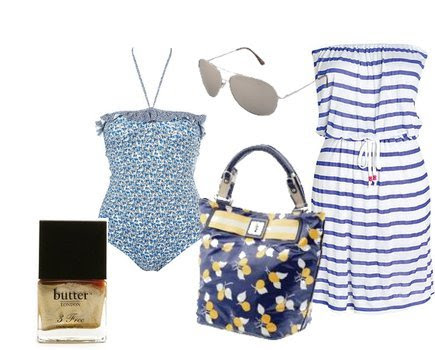 Forever 21, Butter London, Juicy Couture Beach