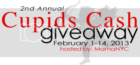 Cupids Cash Giveaway 2013 Banner
