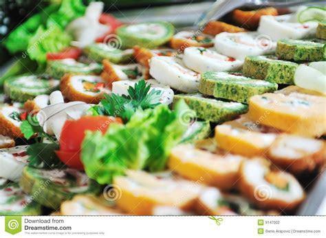 Buffet Food Stock Photography   Image: 9147002