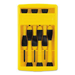 STANLEY Precision Screwdriver Sets, Phillips; Slotted 66052 Pack of 1