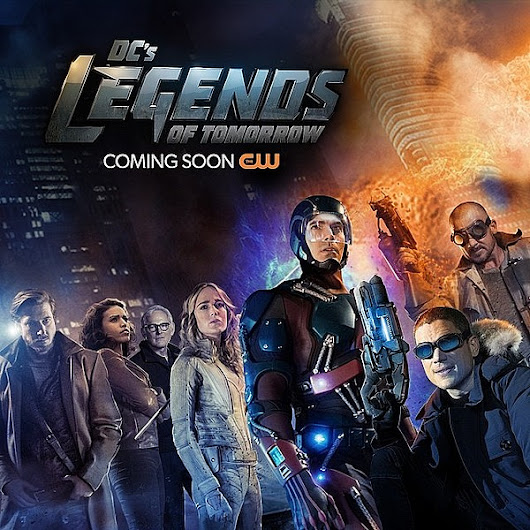 Legends Of Tomorrow | Vejo Séries